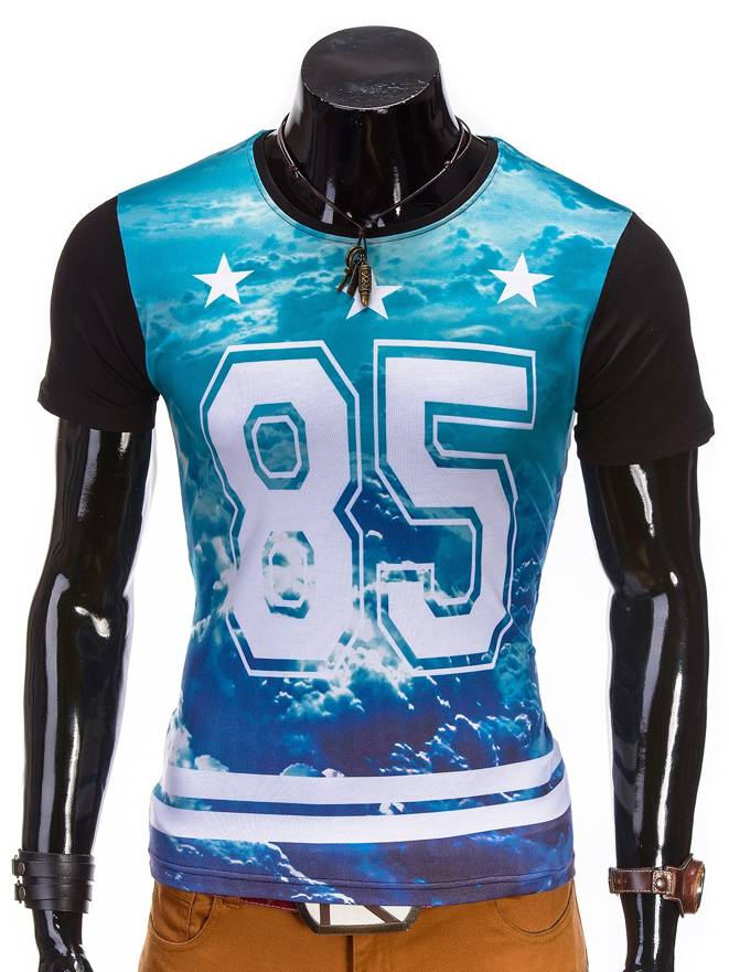 T-shirt S401 - Morska