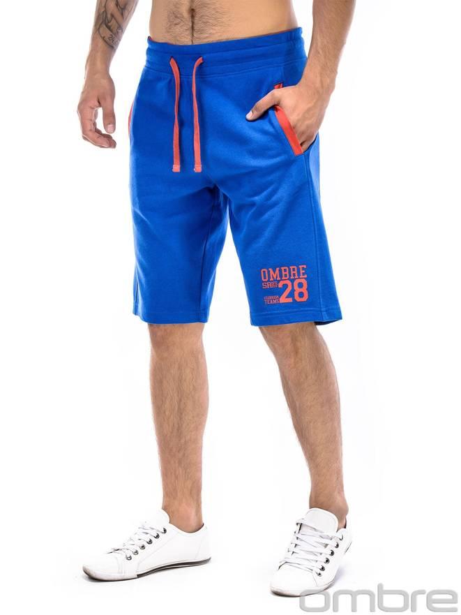 Spodnie P152 - Niebieskie