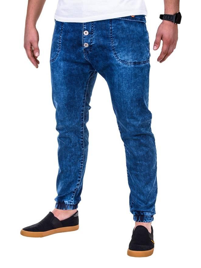 Spodnie P278 - Ciemny Jeans