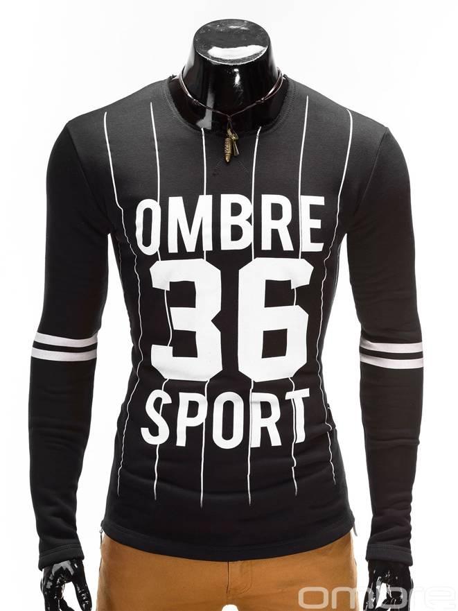 Bluza B330 - Czarna
