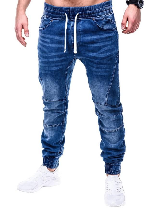 Spodnie P101 - Ciemny Jeans