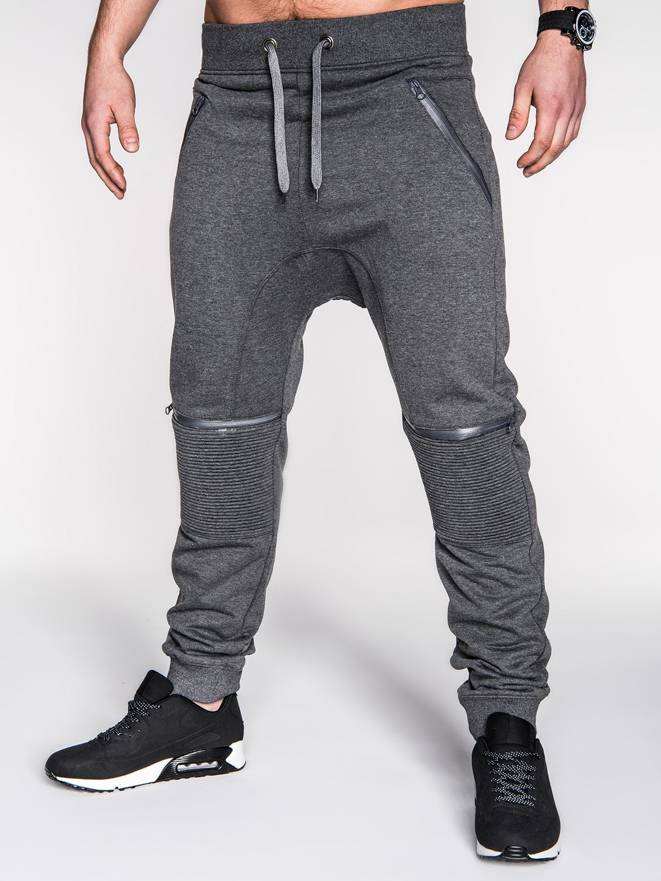 Spodnie P203 - Grafitowe
