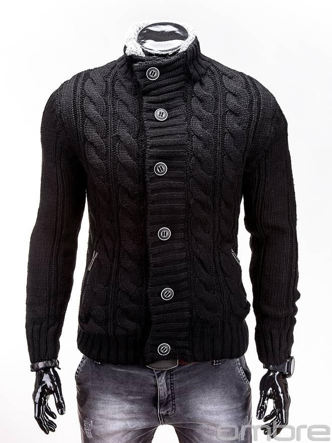 Sweter E72 - Czarny
