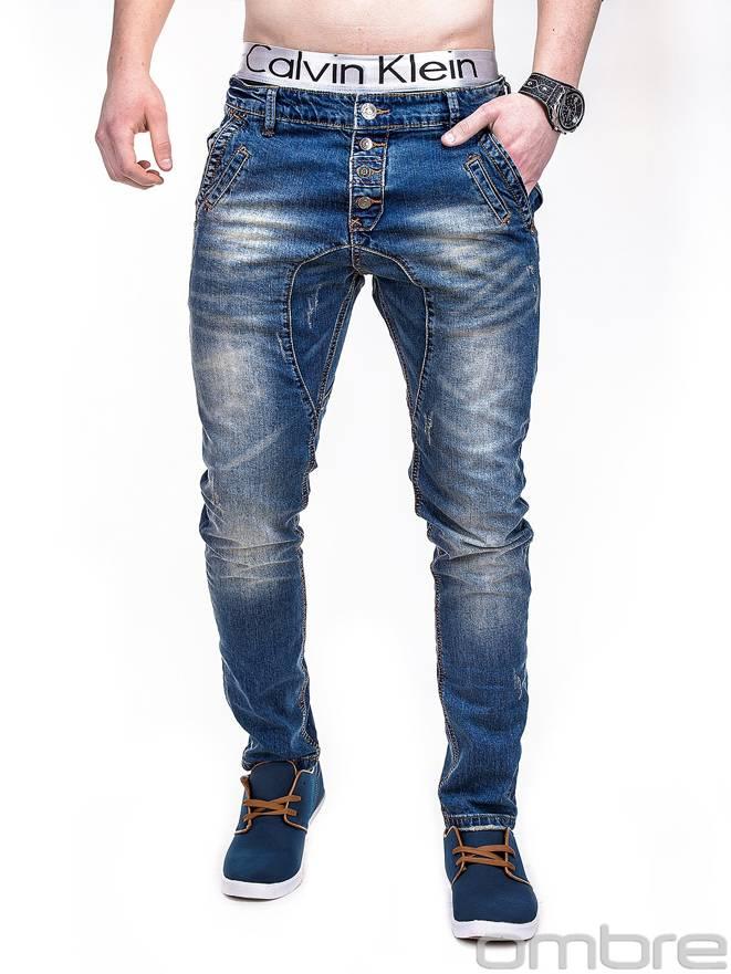Spodnie P236 - Jeansowe