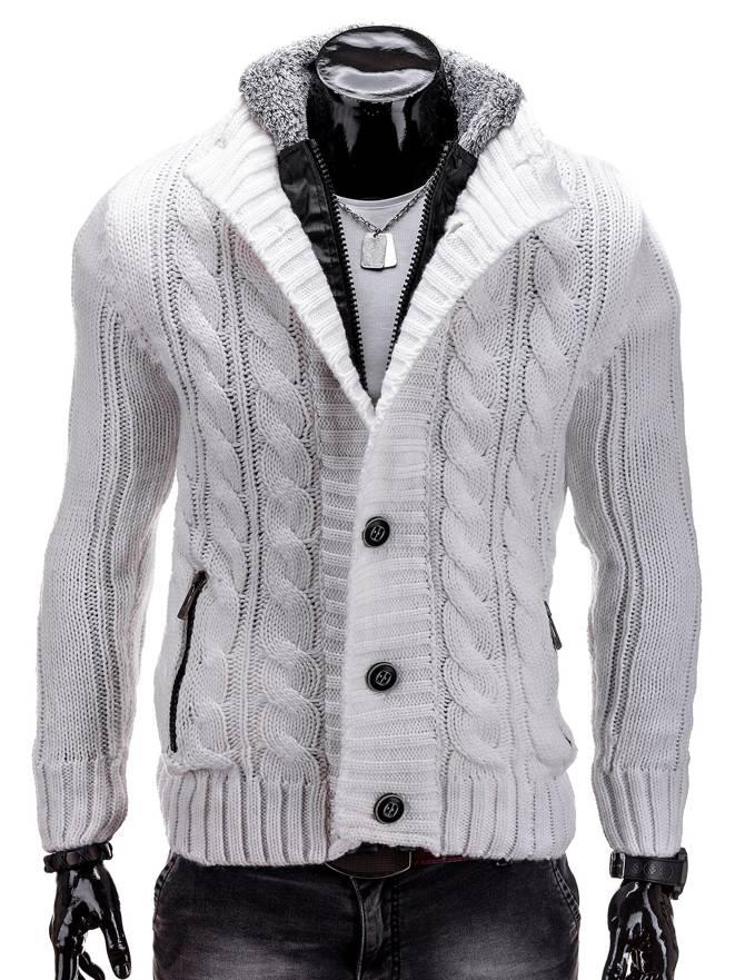 Sweter E72 - BiaŁy