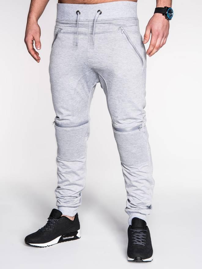 Spodnie P203 - Szare