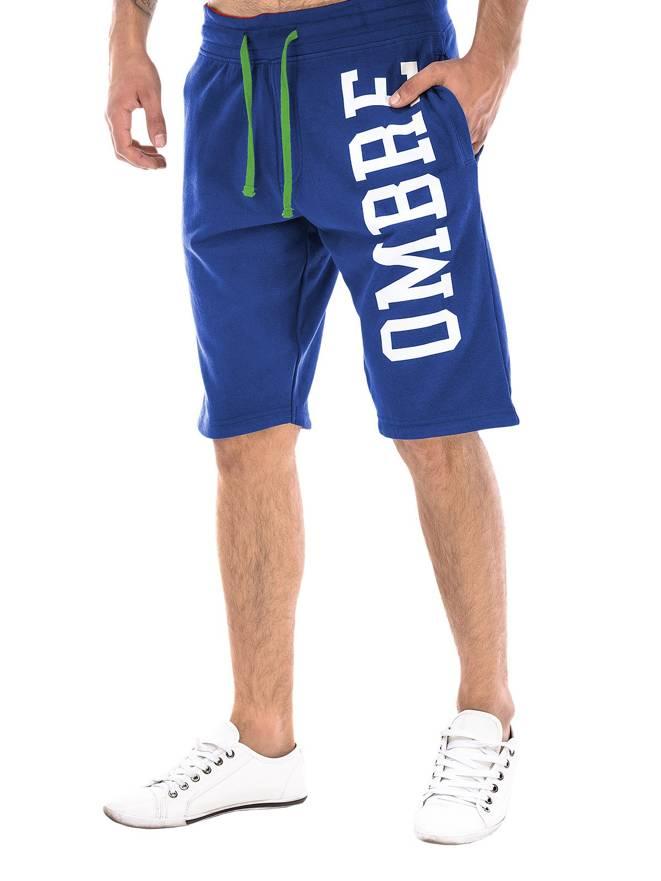 Spodnie P153 - Niebieskie