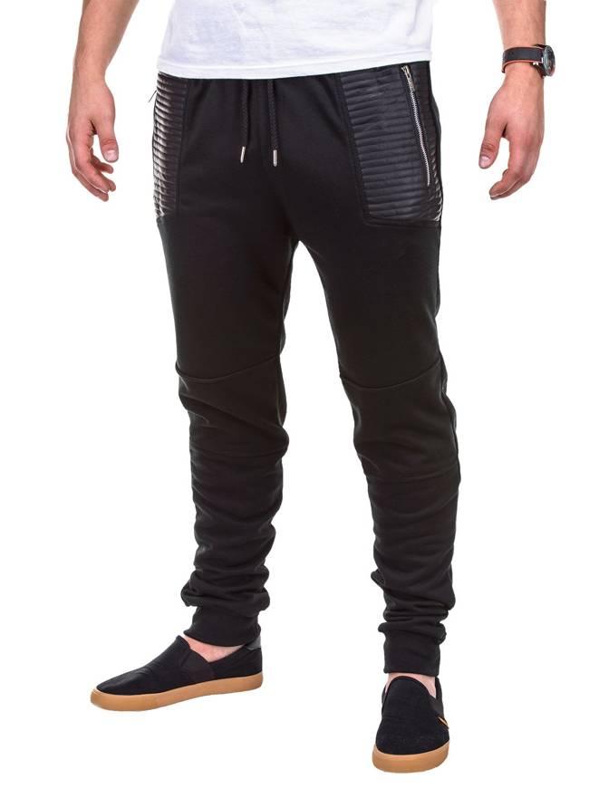 Spodnie P231 - Czarne