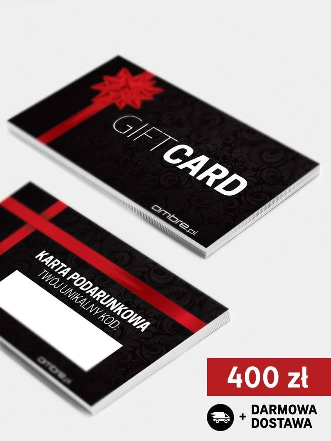 Karta Podarunkowa - Gift400