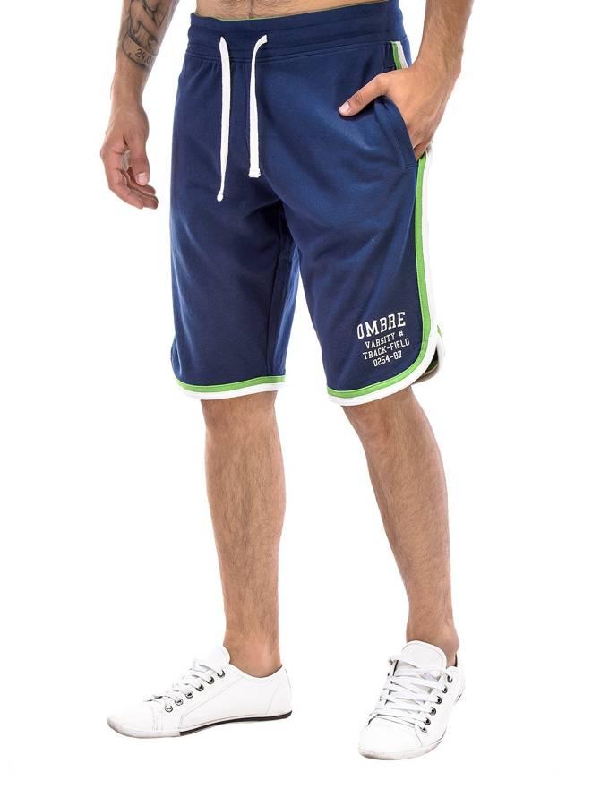 Spodnie P154 - Granatowe