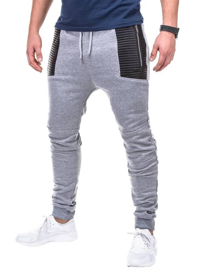 Spodnie P231 - Szare