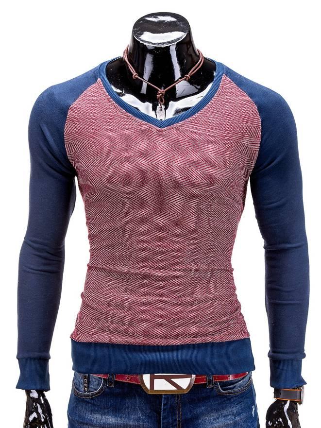 Bluza B441 - Czerwona