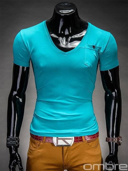 T-shirt S210 - Zielony