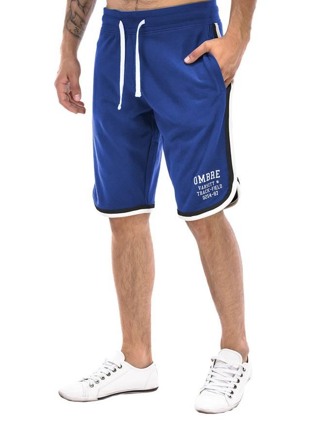 Spodnie P154 - Niebieskie