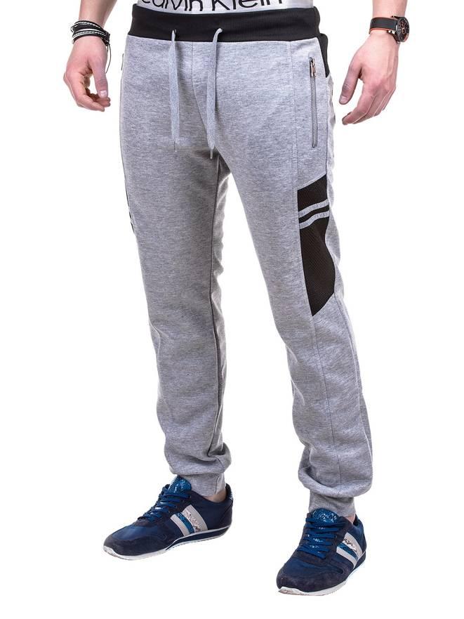 Spodnie P263 - Szare