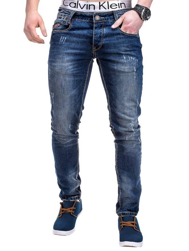 Spodnie P239 - Jeansowe