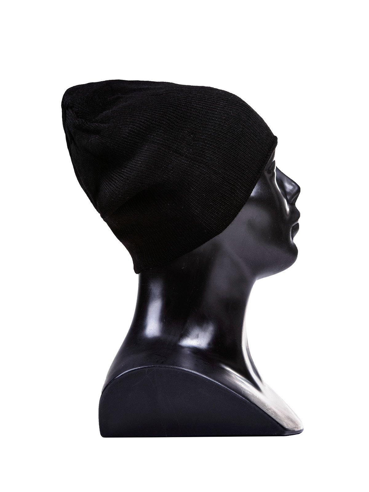 Czapka A017 - Czarna