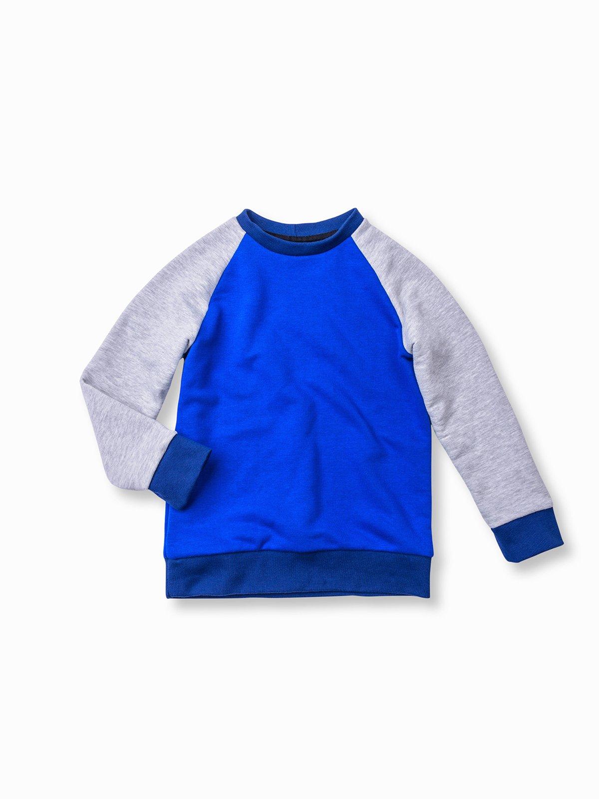 Bluza Kb003 - Niebieska