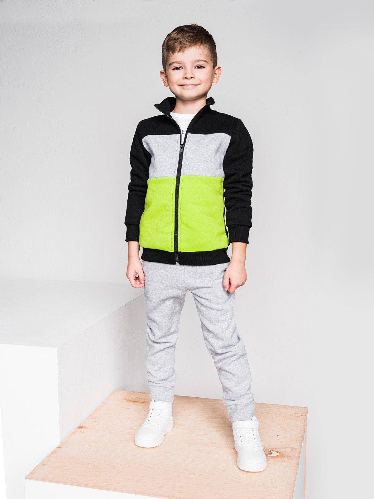 Bluza Kb004 Kids - Czarna