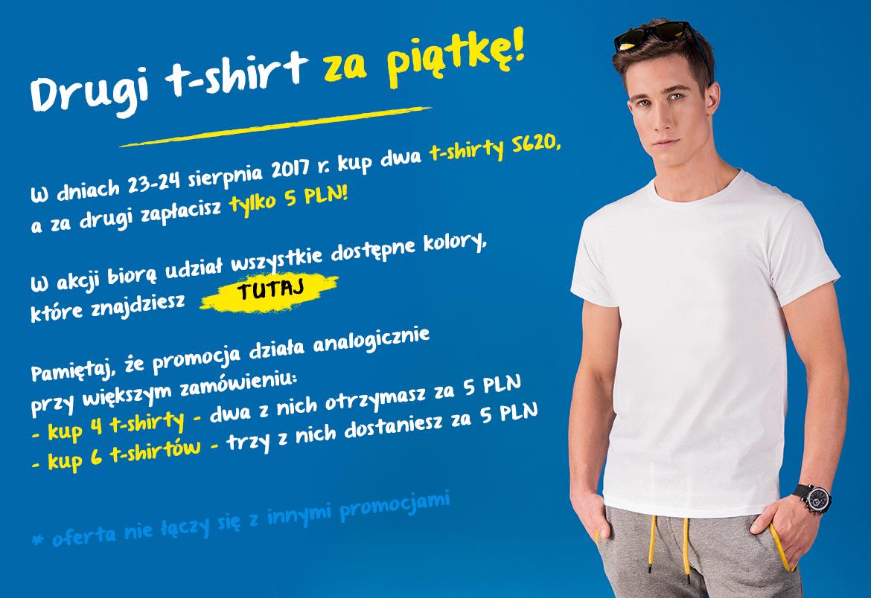 Drugi t-shirt za piatke