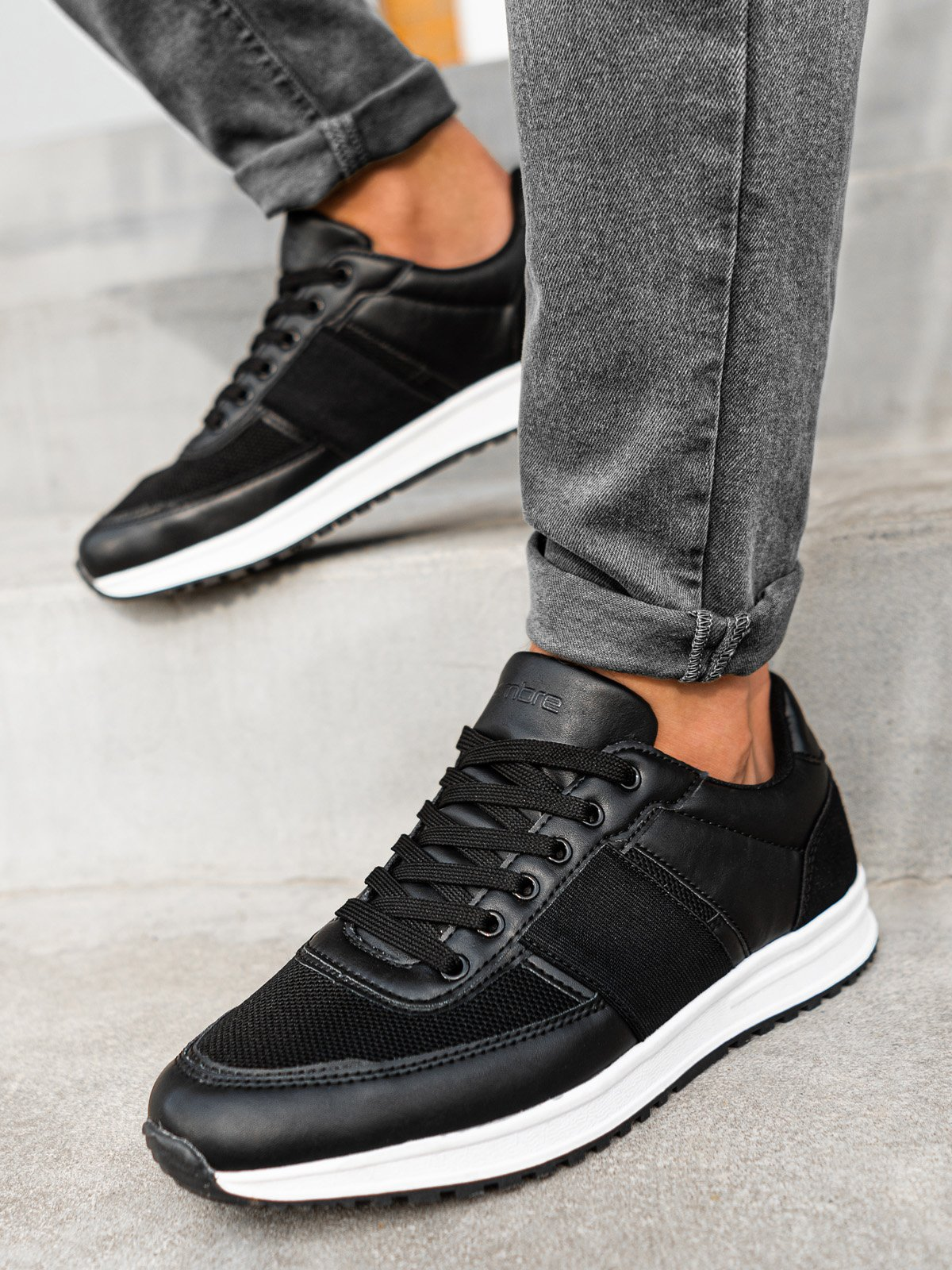 obuwie sneakersy 6d30f7