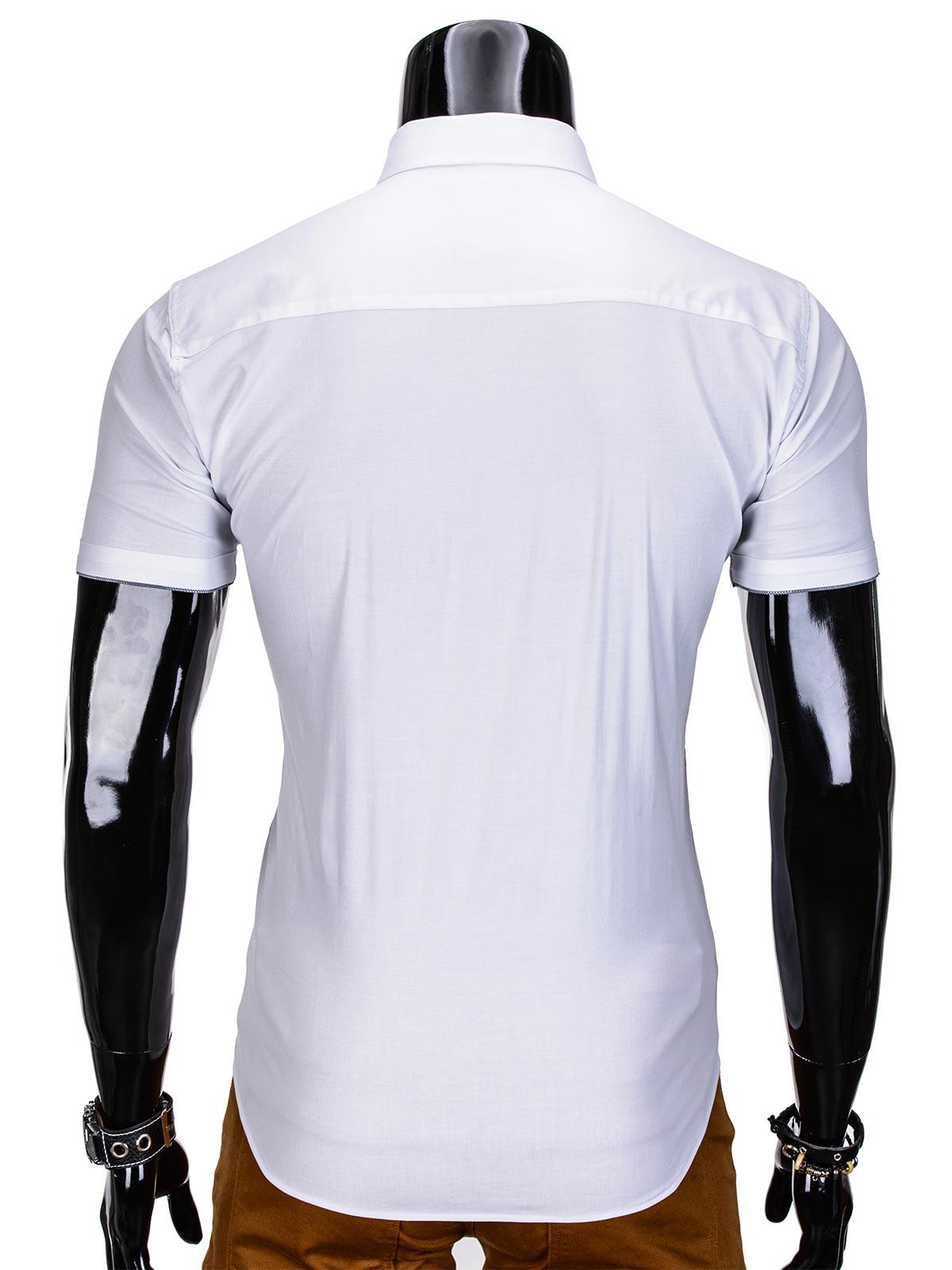 1d569eced01a1 SLIM FIT Skład: 100% bawełny Pako Lorente Koszula męskaw czerwoną kratkę  Wybierz coś dla siebie spośród aż 459 produktów. Męska koszula z krótkim  rękawem.