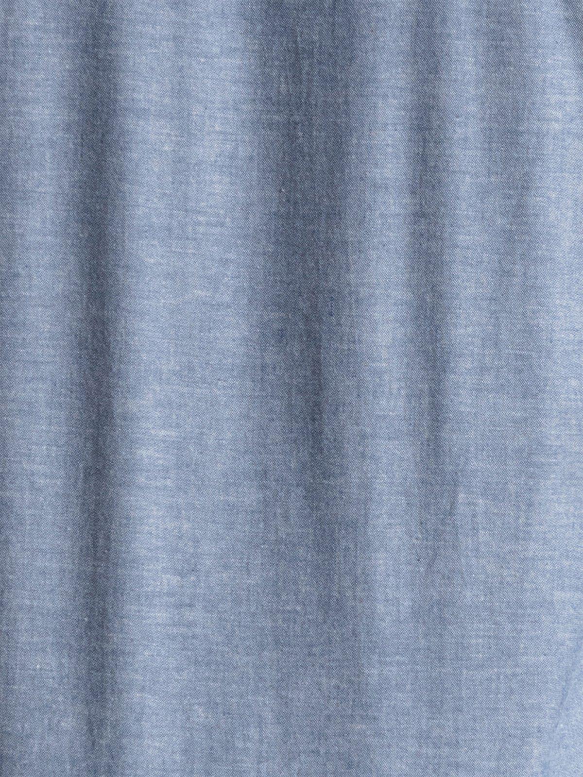 112532ab2b2943 Koszula męska elegancka z długim rękawem K488 - granatowa - Sklep Ombre